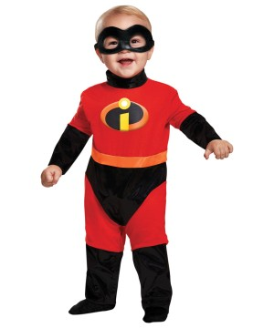 Incredibles Jack Baby Costume