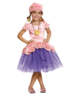 Izzy From Jake And The Neverland Pirates Little Girls Costume Deluxe