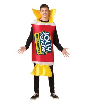 Jolly Rancher Cherry Adult Costume