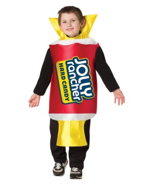 Jolly Rancher Cherry Kids Costume