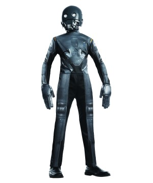 Star Wars K2so Boys Costume