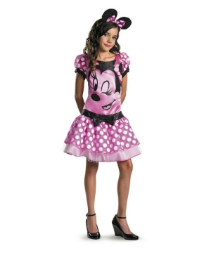 Kids Clubhouse Minnie Mouse Costume