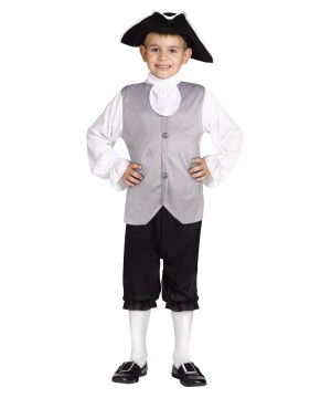 Kids Colonial Costume