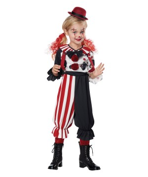 Kreepy Klown Kid Costume