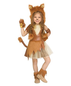 Lioness Toddler Costume