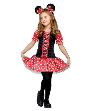 Little Miss Mouse Baby Costume