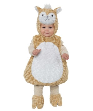 Llama Toddler Costume