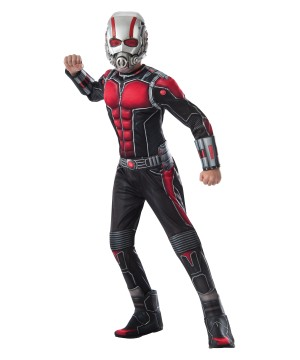 Ant Man Marvel Superhero Big Boys Costume