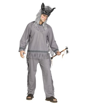 Men Wolf Costume