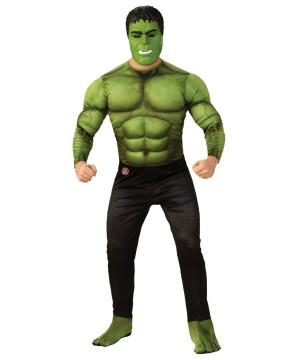 Mens Avengers Hulk Costume