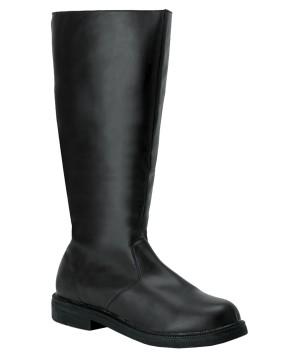 Men's Classic Black Boots