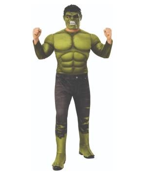 Mens Endgame Hulk Costume Deluxe