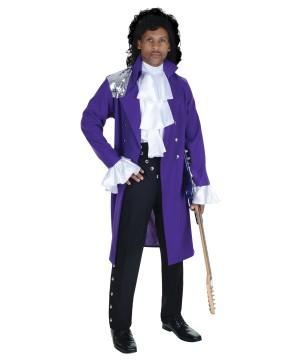 Prince Purple Costume