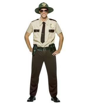 State Trooper Men Costume