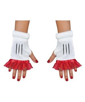 Minnie Mouse Disney Big Girls Glovettes