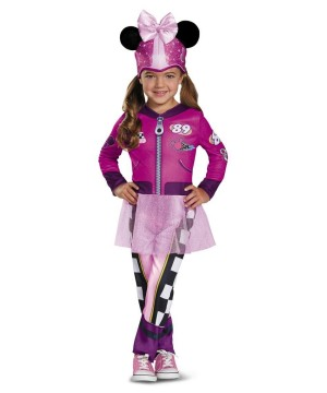 Minnie Mouse Road Racer Toddler Costume
