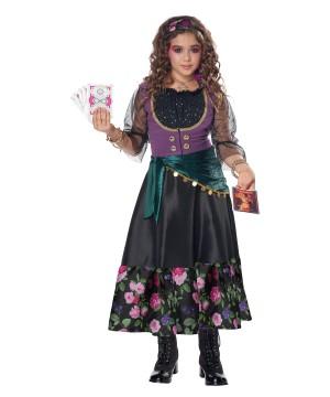 Miss Teller Of Fortunes Girls Costume