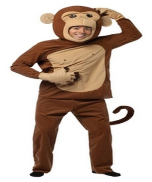 Monkeying Around Adult Costume