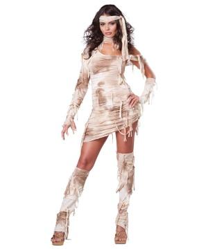 Mystical Mummy Women's Costume Deluxe