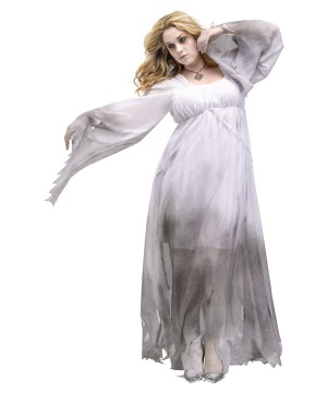 Nightmare Ghost Women Plus Size Costume