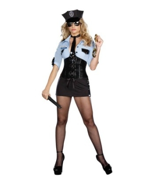 Officer B Naughty Adult Costume