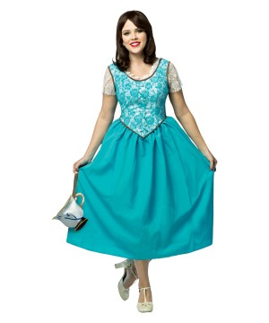 Once Upon a Time Princess Belle Womens Costume