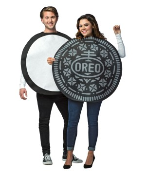 Oreo Couples Costume Set