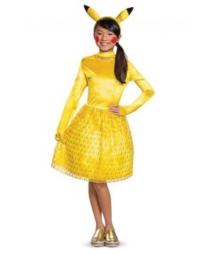 Pikachu Girl Classic Costume
