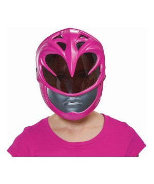 Pink Power Ranger Movie Mask