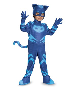 Disney Pj Masks Catboy Toddler/child Boys Costume
