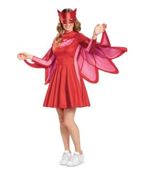 Owlette Womens Costume