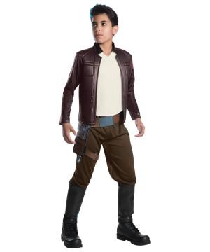 Poe Dameron Star Wars Boys Costume