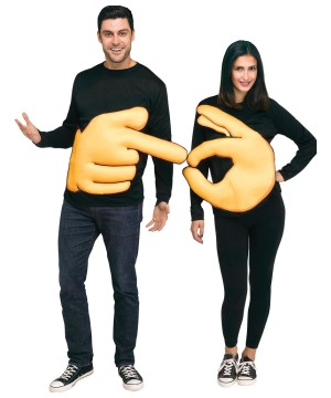 Pointer Finger Adult Costume