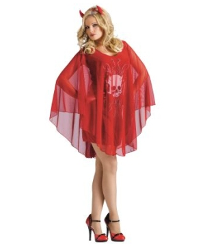 Poncho Devil Adult Costume