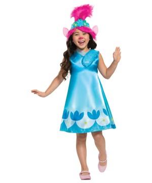 Poppy Trolls Movie Toddler Costume