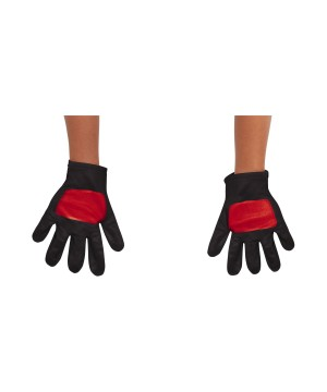 Power Rangers Red Toddler Boys Gloves