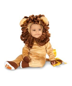 Prince Of The Jungle Lion Cub Costume