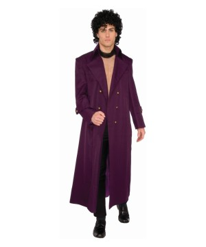Rocker Prince Men Costume