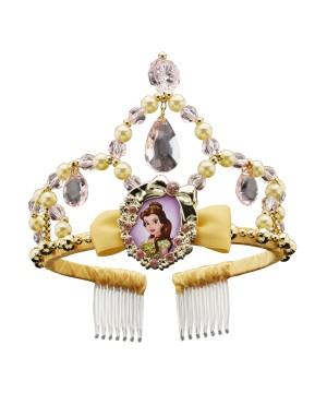 Disney Belle Classic Girls Princess Tiara