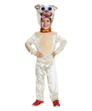 Puppy Dog Pals Rolly Childrens Costume