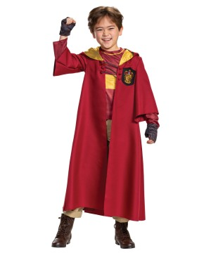 Quidditch Gryffindor Child Costume