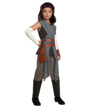 Rey Last Jedi Child Costume