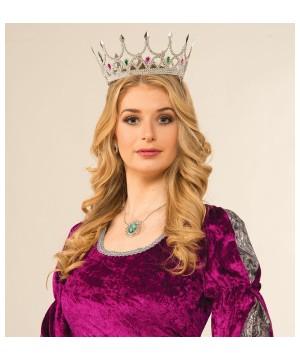 Royal Queen Silver Crown