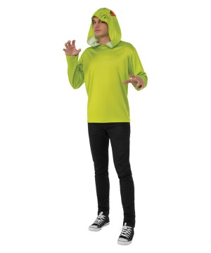Rugrats Green Reptar Hoodie