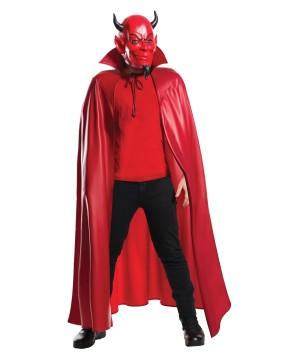 Scream Queens Cape And Mask Costume Set