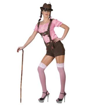 Sexy Austrian Womens Costume