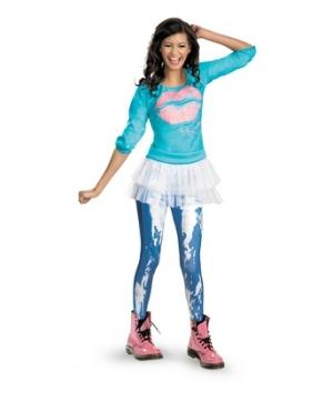 Shake It Up Season 2 Rocky Girl Costume