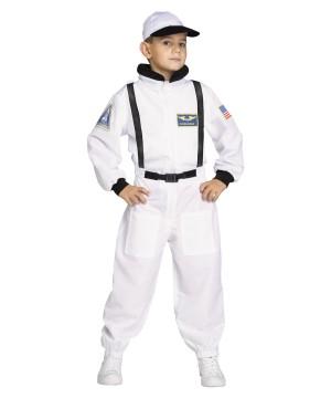 Astronaut Boys Costume Halloween Space Shuttle Commander