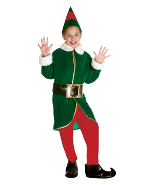 Silly Elf Child Costume
