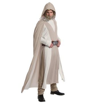 Skywalker Star Wars Last Jedi Mens Costume